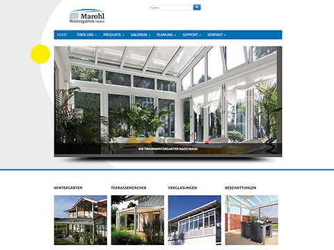 Marohl Wintergarten GmbH